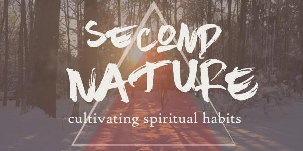 second-nature-cultivating-spiritual-disciplinesSecond Nature: Cultivating Spiritual Disciplines