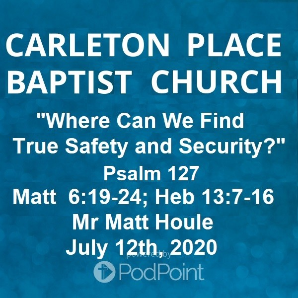 where-can-we-find-true-safety-and-securityWhere Can We Find True Safety and Security?