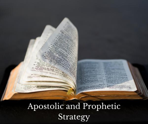 Apostolic Strategy Part 4