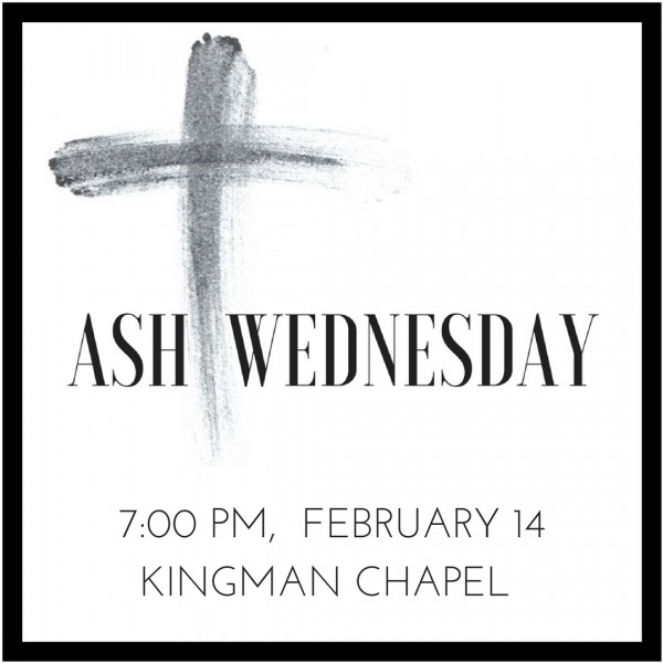 Ash Wednesday: Dust