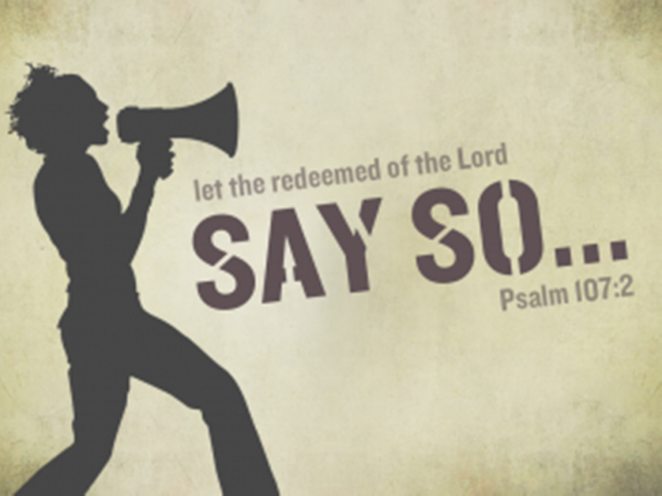 CHOOSE TO BE REDEEMED