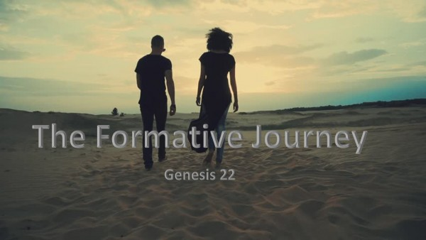 The Formative Journey