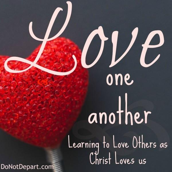 Amemonos unos a otros