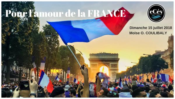 pour-l-amour-de-la-francePour L' amour de la France