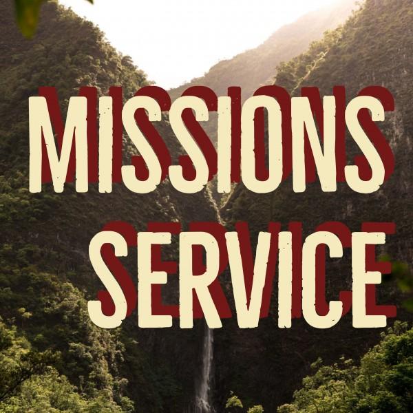 Ep. 49: Missions Service (Brandon Johnson)