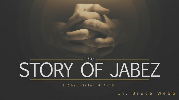 The Story of Jabez