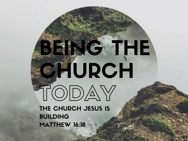 The Church Jesus Is Building