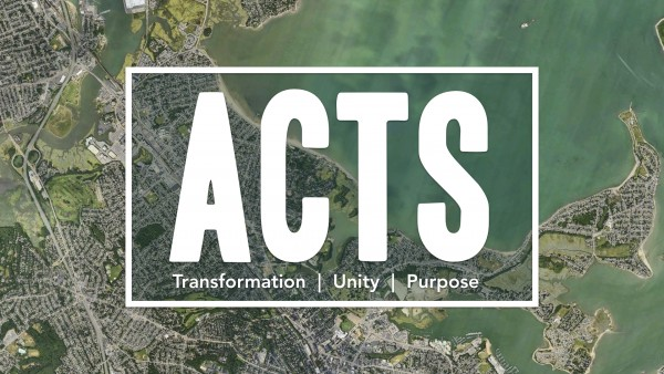 Acts - Part 1