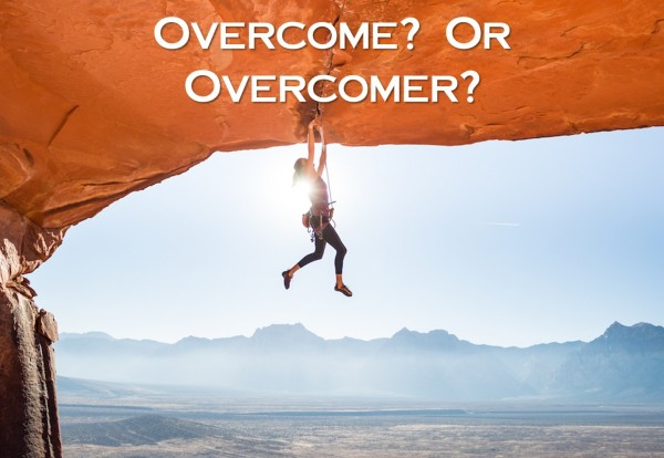 Overcome Or Overcomer - Message 1