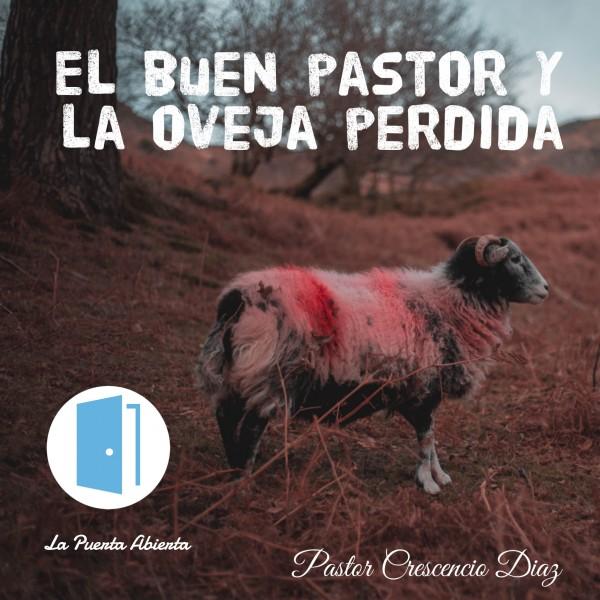 El buen Pastor y la oveja perdida