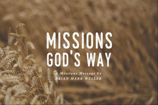 Missions God's Way with Statistics