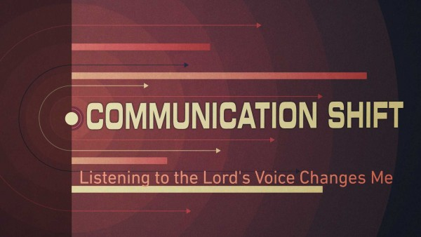 LOC Radio Listening to the Lord's Voice Changes Me and affects those around Me
