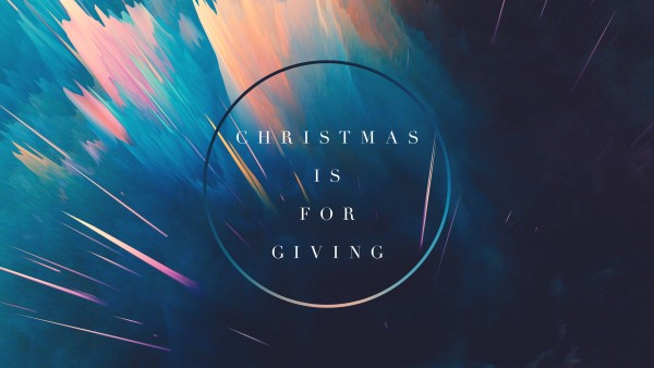 Christmas is Forgiving