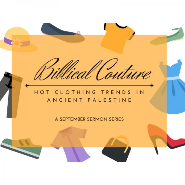 Biblical Couture: The Healing Hem Line