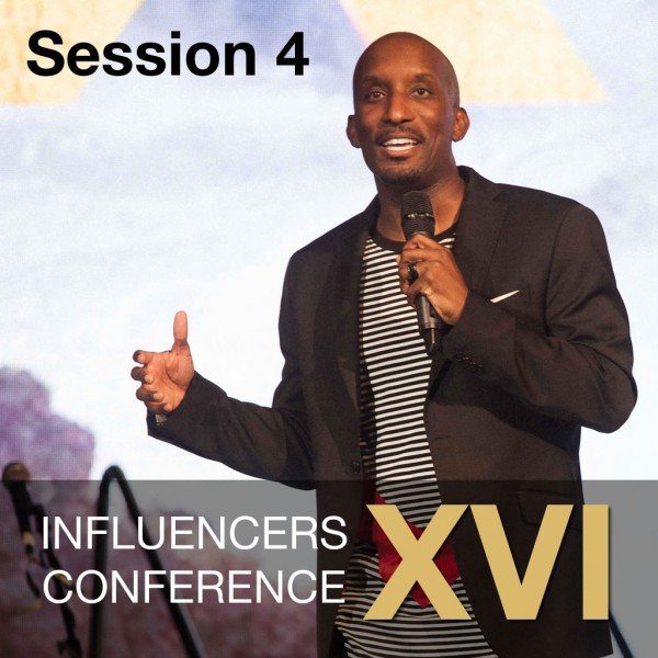 Influencers Conference XVI Session 4: Dr. Dharius Daniels