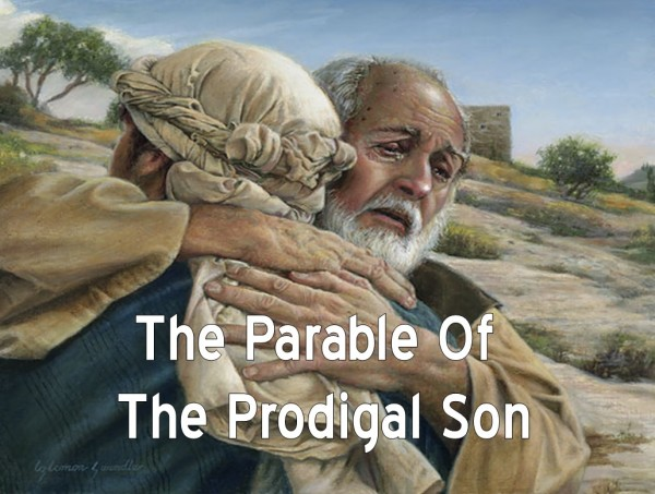 the-parable-of-the-prodigal-sonThe Parable Of The Prodigal Son