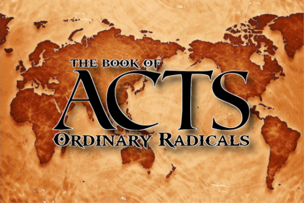 Acts 11 - A New Kind of People
