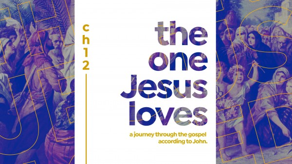 The One Jesus Loves, Part 26: Jesus...Love Him or Hate Him