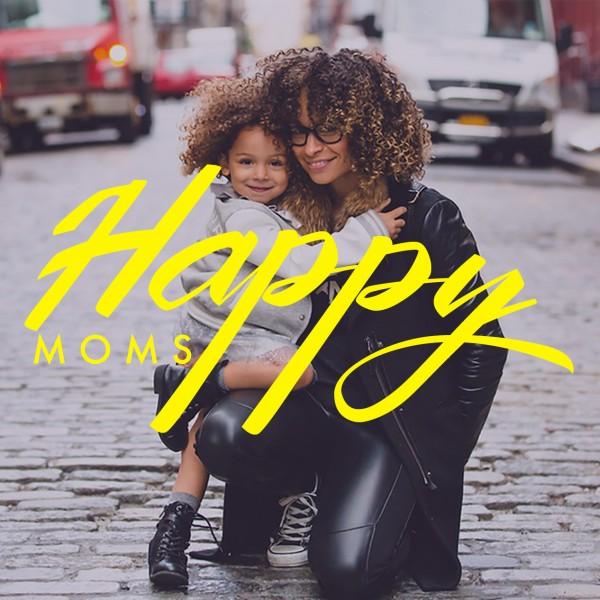 happy-momsHappy Moms