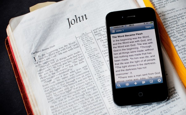 advent-1-a-text-message-from-god-john-11-14Advent 1 – a Text Message from God - John 1:1-14