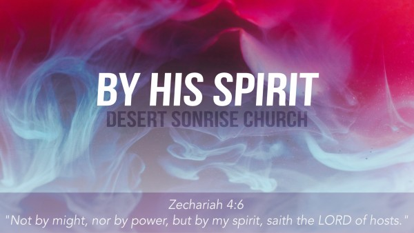 strengthened-by-his-spiritStrengthened By His Spirit