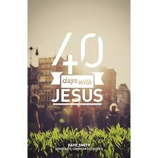 40-days-with-jesus40 DAYS WITH JESUS