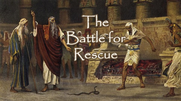 The Battle for Rescue