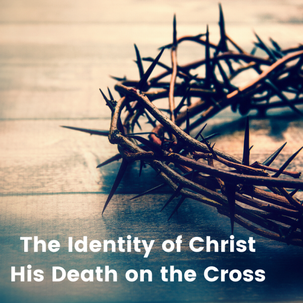 His Death on the Cross