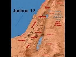 Joshua 12