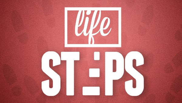 life-steps-live-by-goingLife Steps: Live by Going