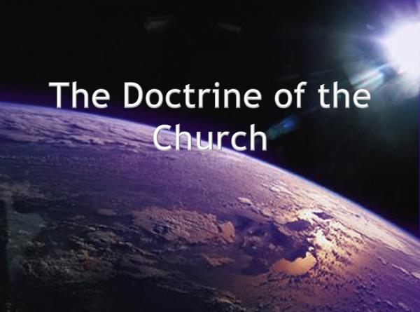 Basic Doctrine 2 Session 4