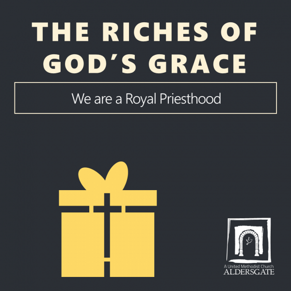 We are a Royal Priesthood