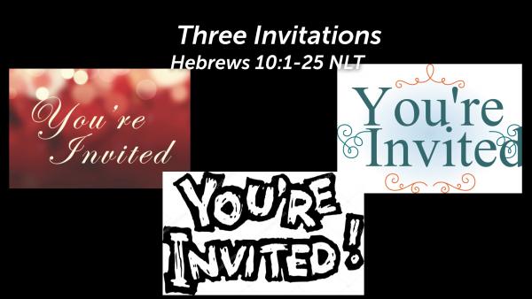 three-invitationsThree Invitations
