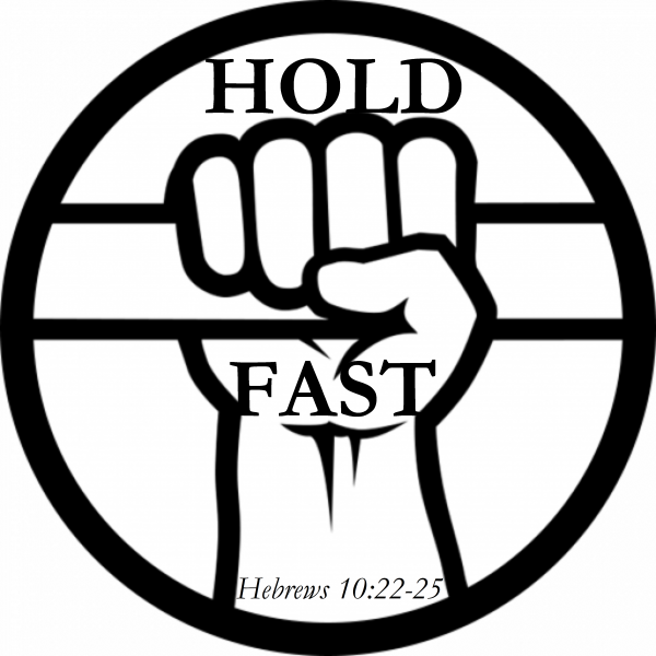 Let us hold fast