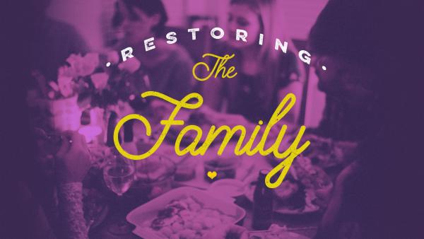10-21-2018 Pastor Gareth - Redeeming a Broken Family