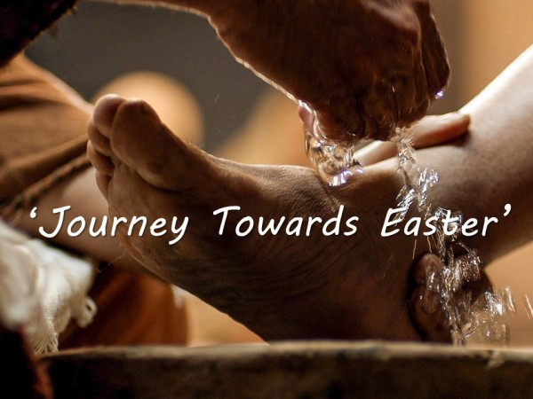 The Journey Towards Easter