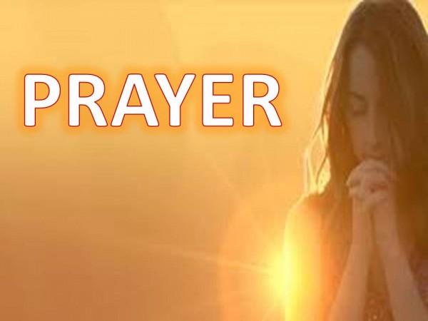 prayer-part-iPrayer - Part I