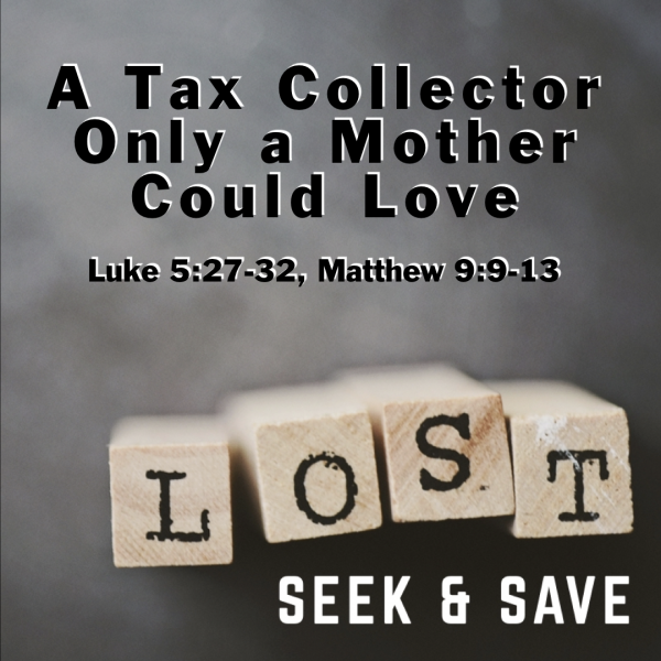 A Tax Collector Only a Mother Could Love