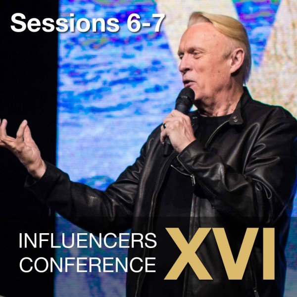 Influencers Conference XVI Sessions 6-7: Dr. Mike Maiden