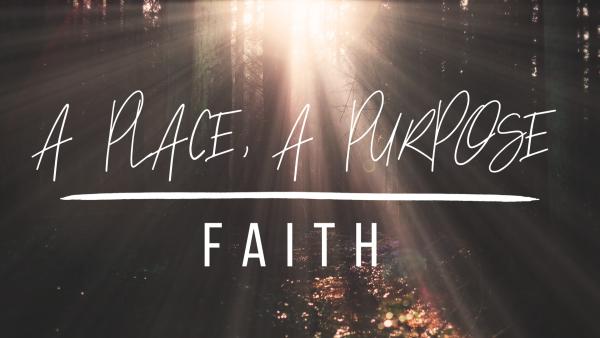 A Place for Faith