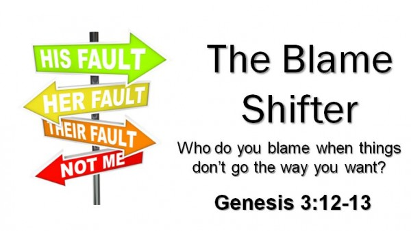 The Blame Shifter
