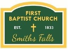april-15-2018-first-baptist-church-smiths-fallsApril 15 2018 First Baptist Church Smiths Falls