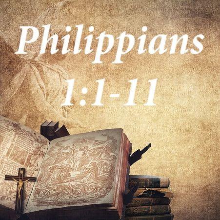 Philippians 1:1-11 (sound v. quiet)