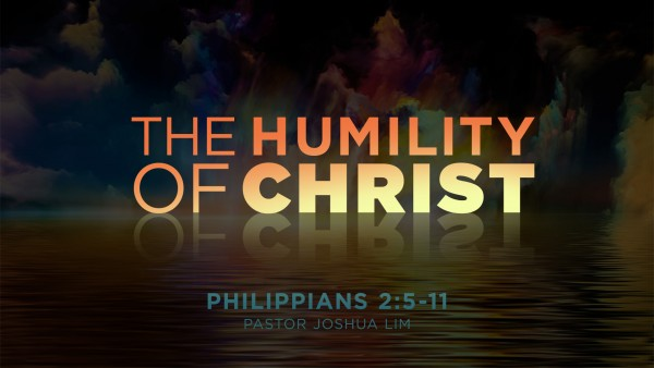 the-humility-of-christThe Humility of Christ