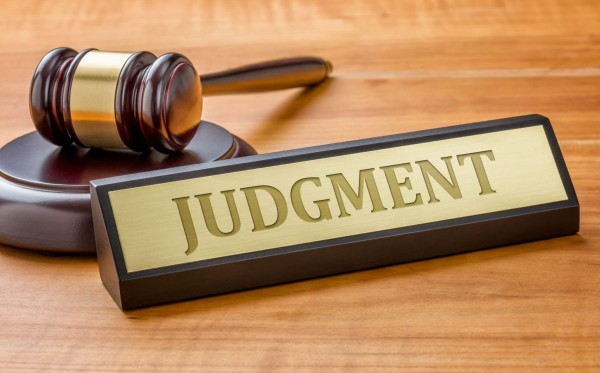 judgmentJudgment
