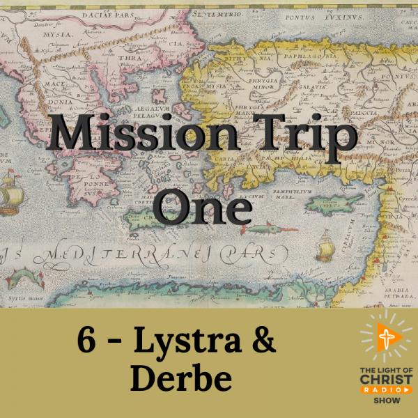 Lystra & Derbe
