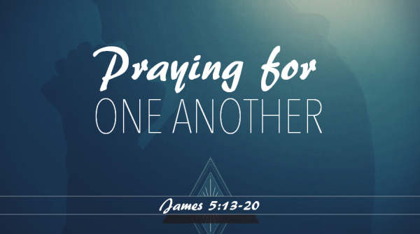 praying-for-one-another-john-179-21Praying for One Another (John 17:9-21)
