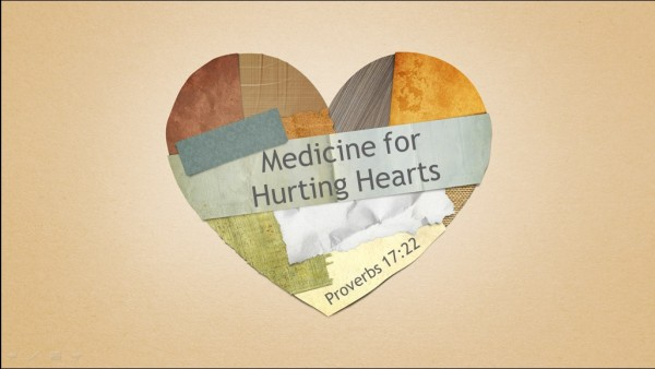 Medicine For Hurting Hearts