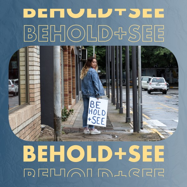 Behold + See by Paul Johnson