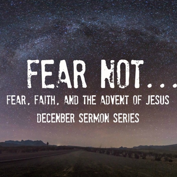 Fear Not, God Reigns in Grace and Glory